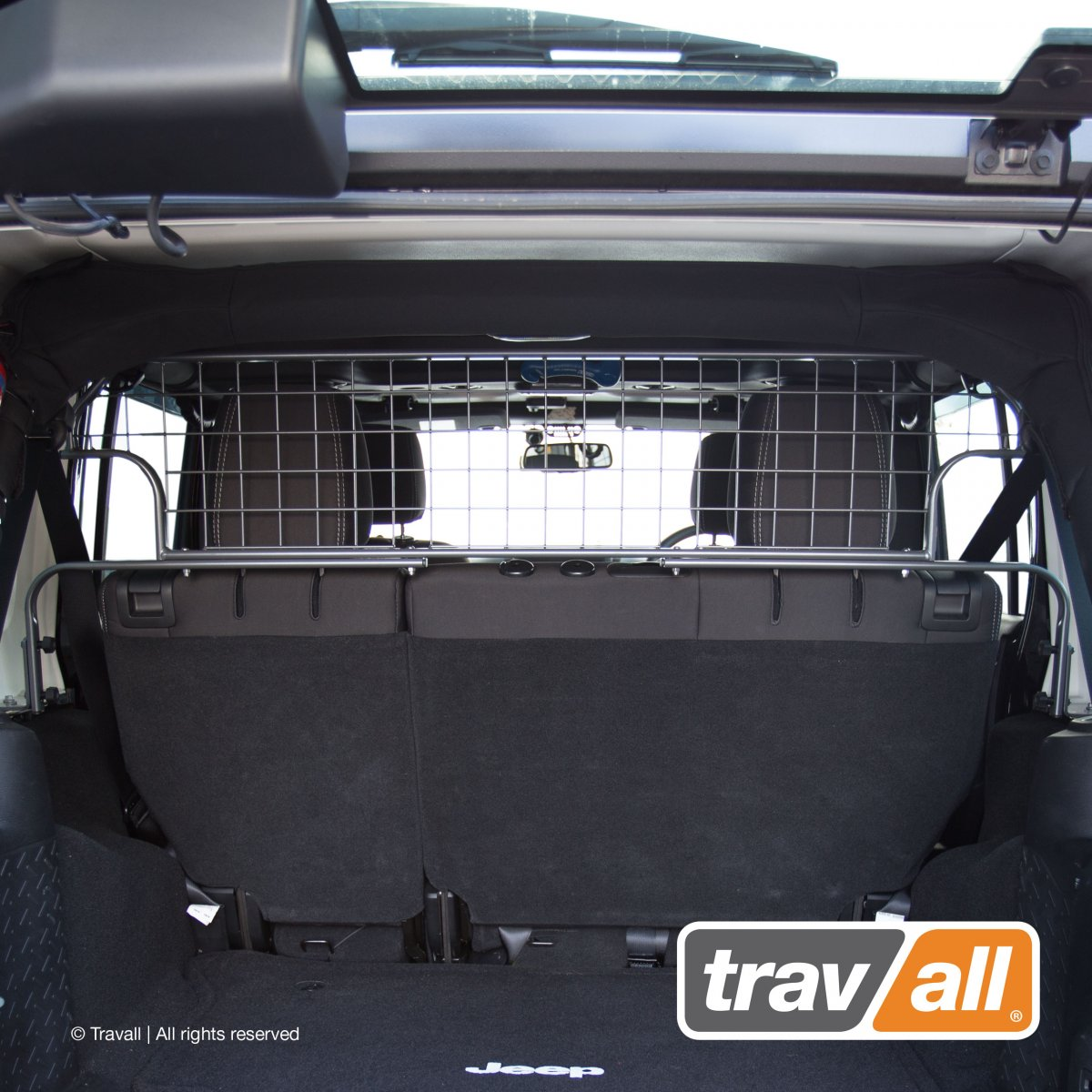 Travall®GUARD pour Jeep Wrangler Unlimited 4 Portes (2006-2018)