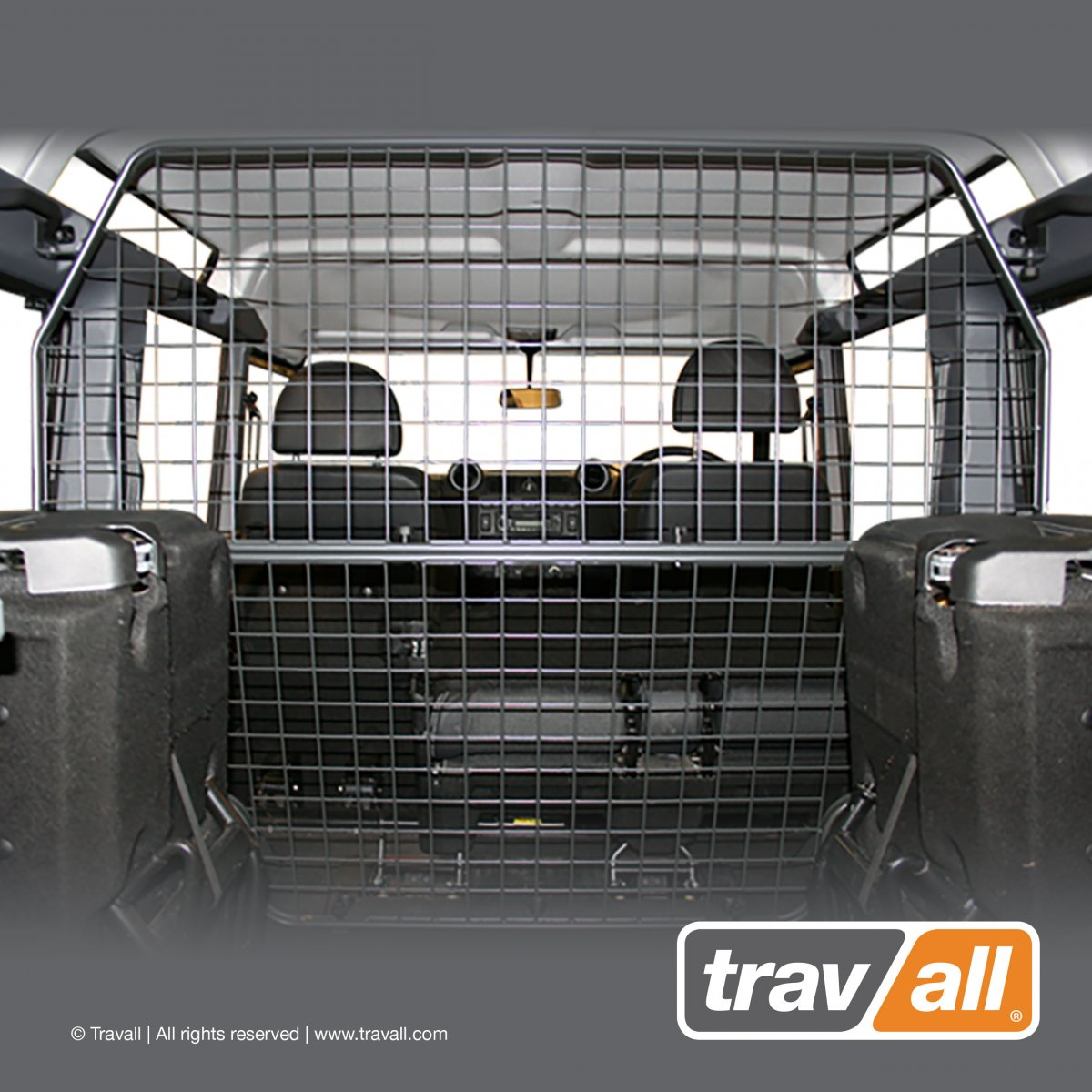 Travall®GUARD pour Land Rover Defender 110 Station Wagon/110 Utility (2007-2016)