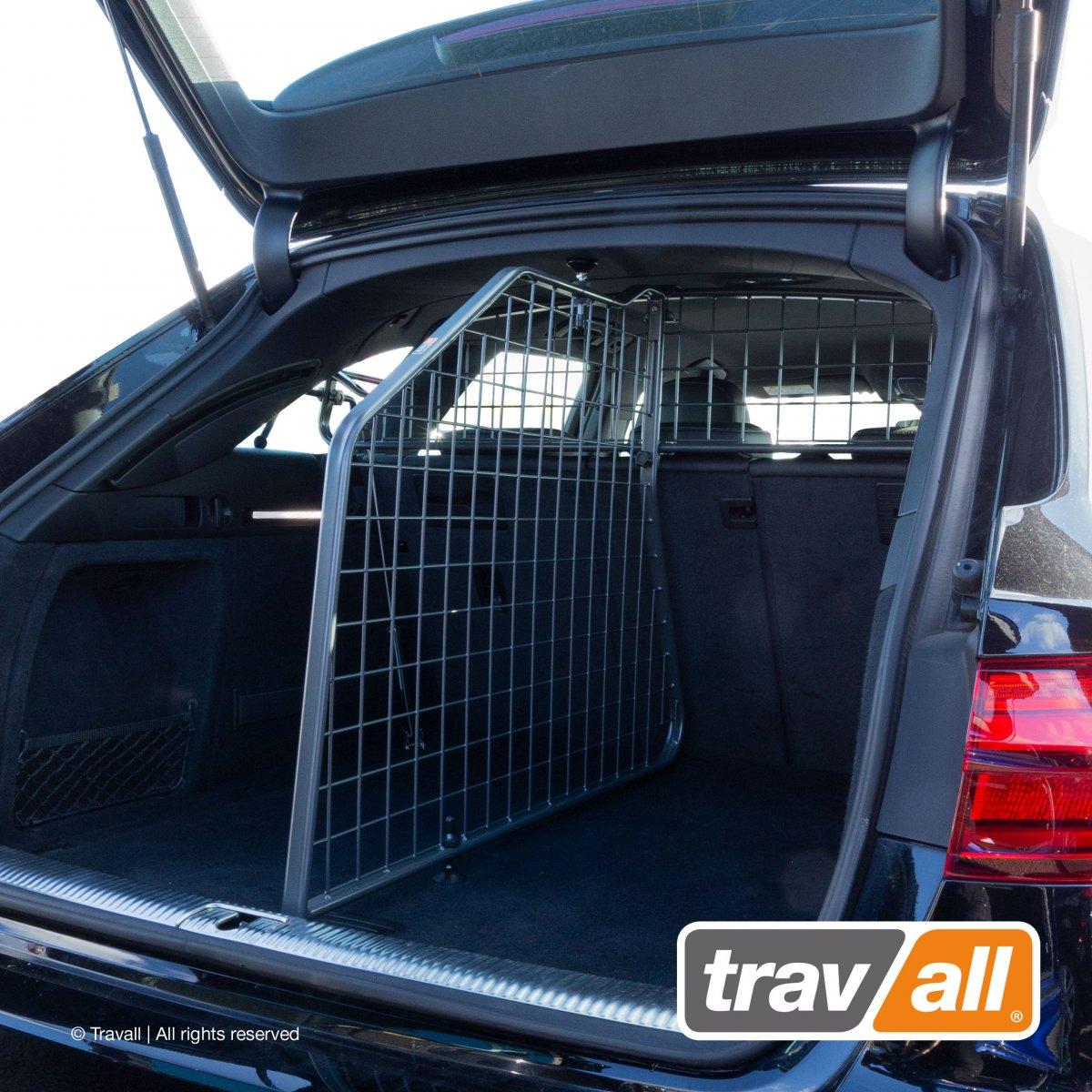 Travall® DIVIDER pour Audi A4 Avant (2015 >) / S4/Allroad (2016 >) / RS4 (2017 >)
