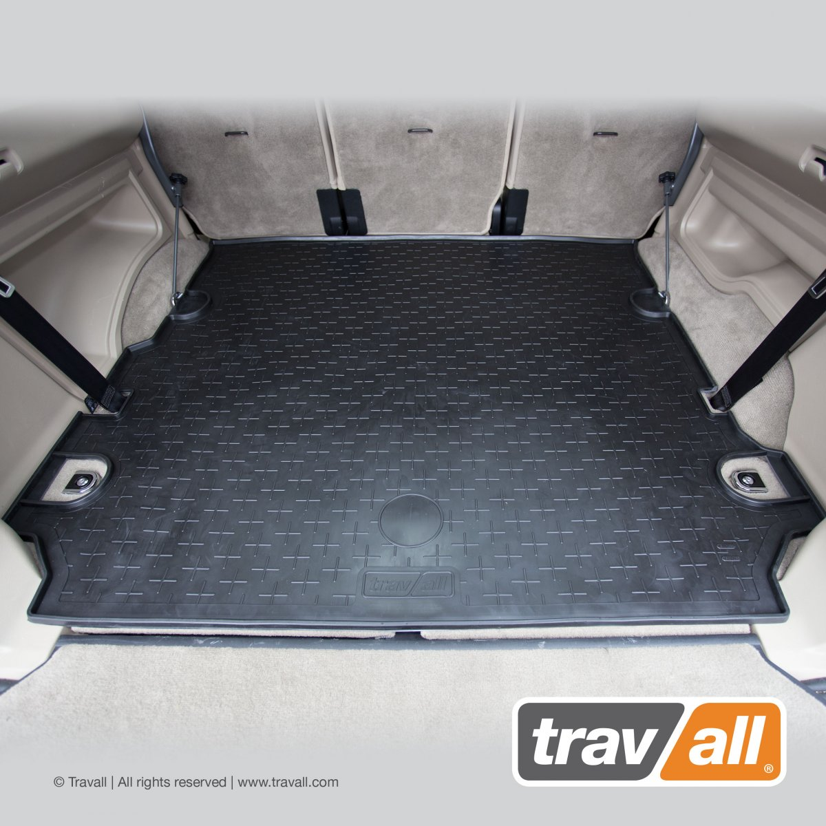 Travall® CARGOMAT pour Land Rover Discovery 3/4 / LR3/4 (2004-2016)