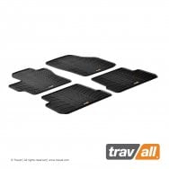 Rubber Mats for 3 Saloon 2003 - 2006