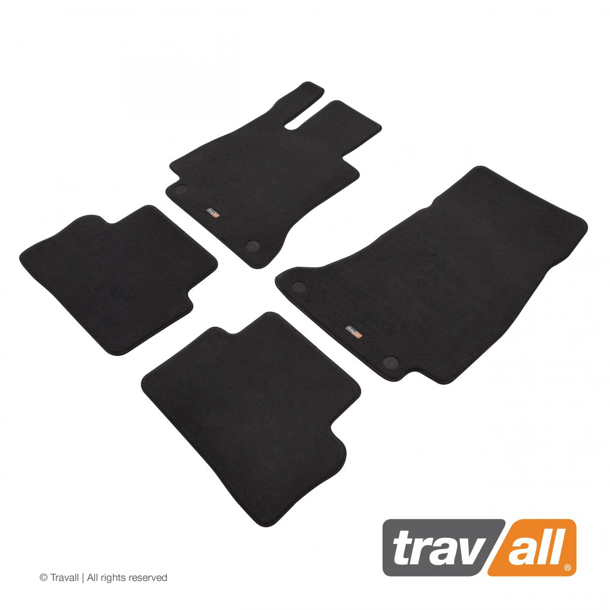 Travall® MATS [LHD] for Mercedes Benz E-Class Saloon / Estate (2016 - )