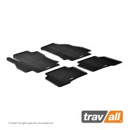 Rubber Mats for Fiorino 2007 - 2009