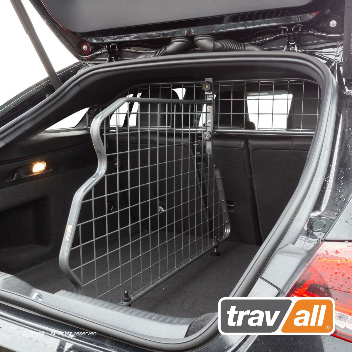 Travall® DIVIDER pour Mercedes-Benz CLA Shooting Brake (2019 >)