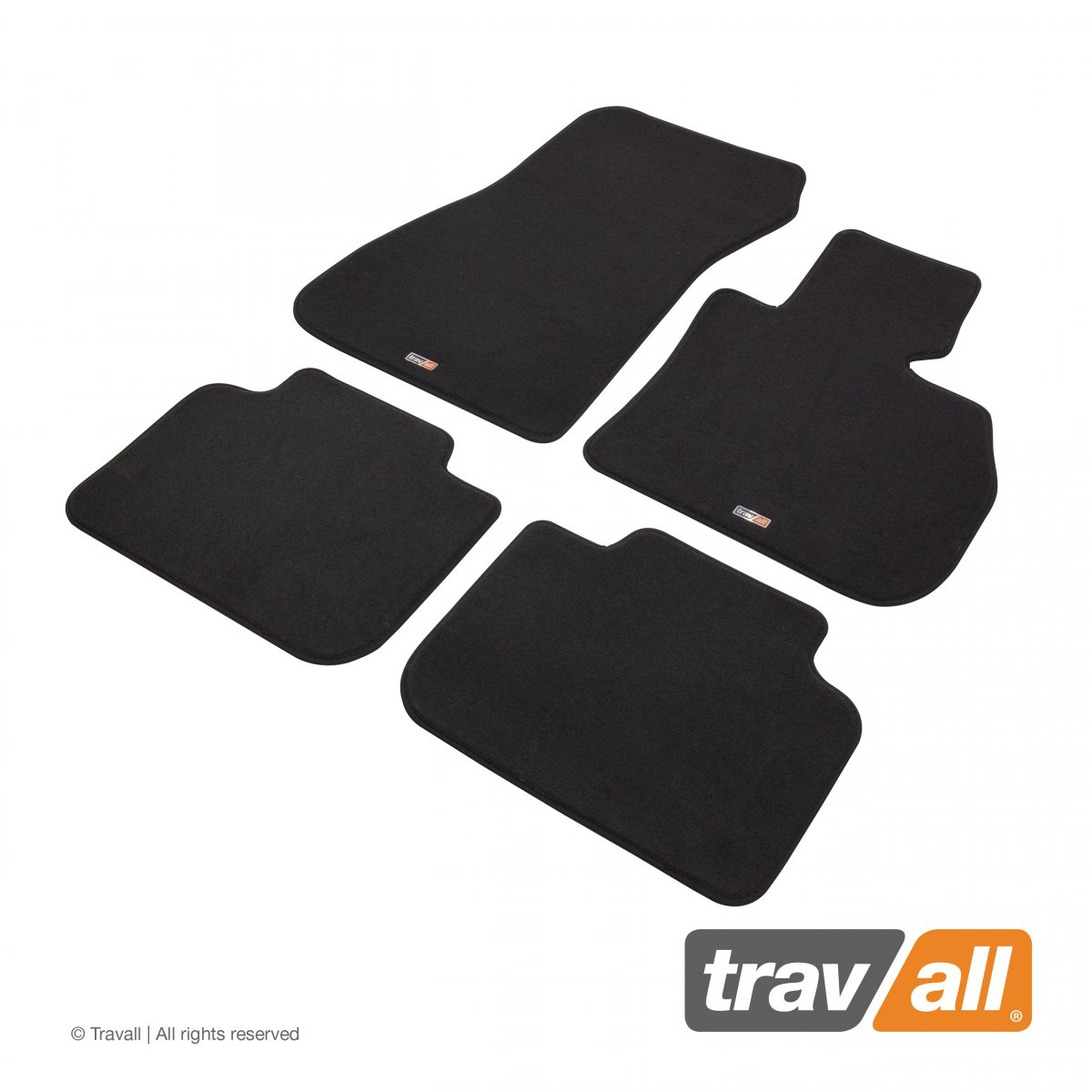 Travall® MATS [RHD] for BMW 4 Series / M4 Convertible (2013 - )