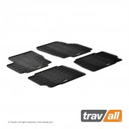 Rubber Mats for Mondeo Saloon 2007 - 2010