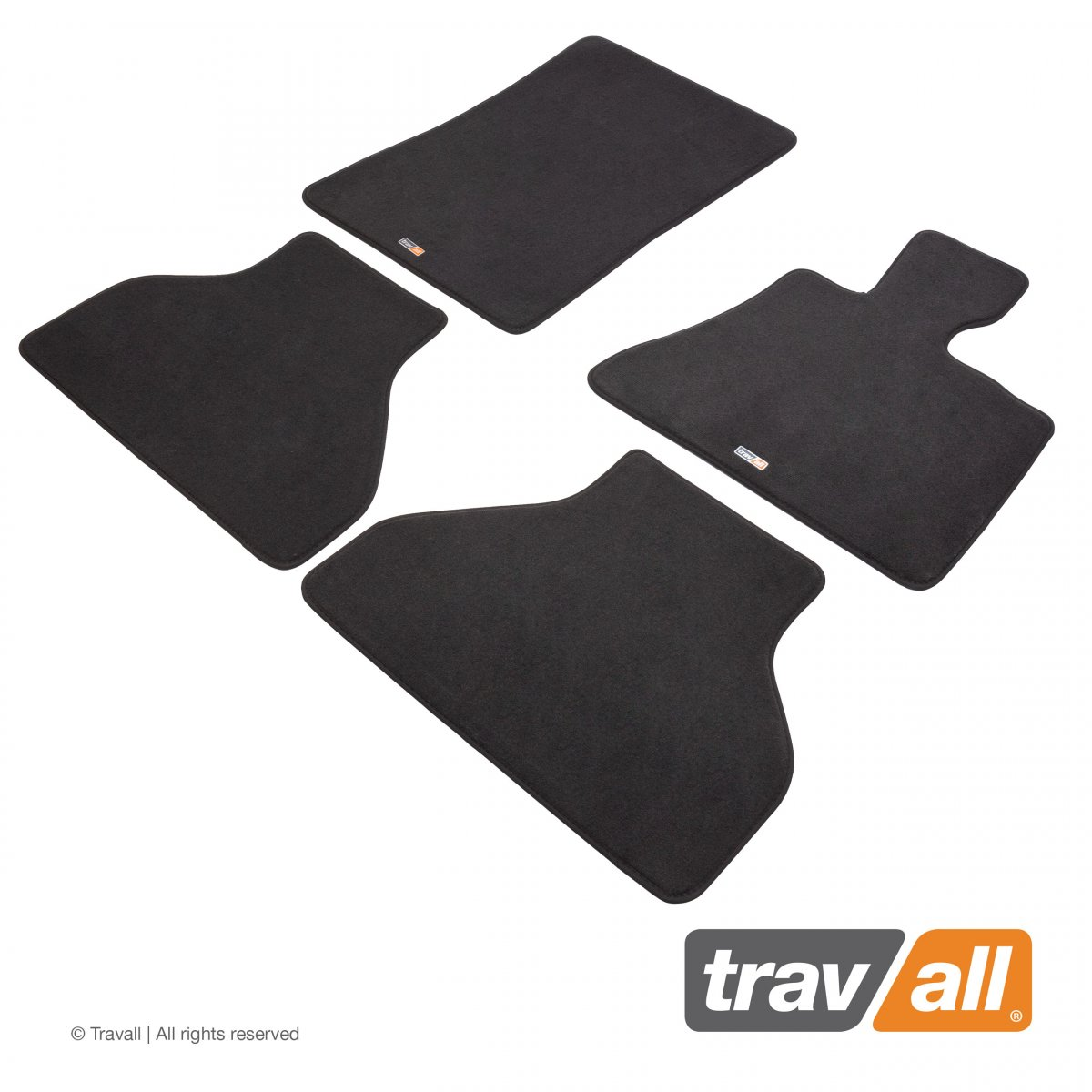 Travall® MATS [RHD] for BMW X5 [7 Seat] (2010 - 2013)