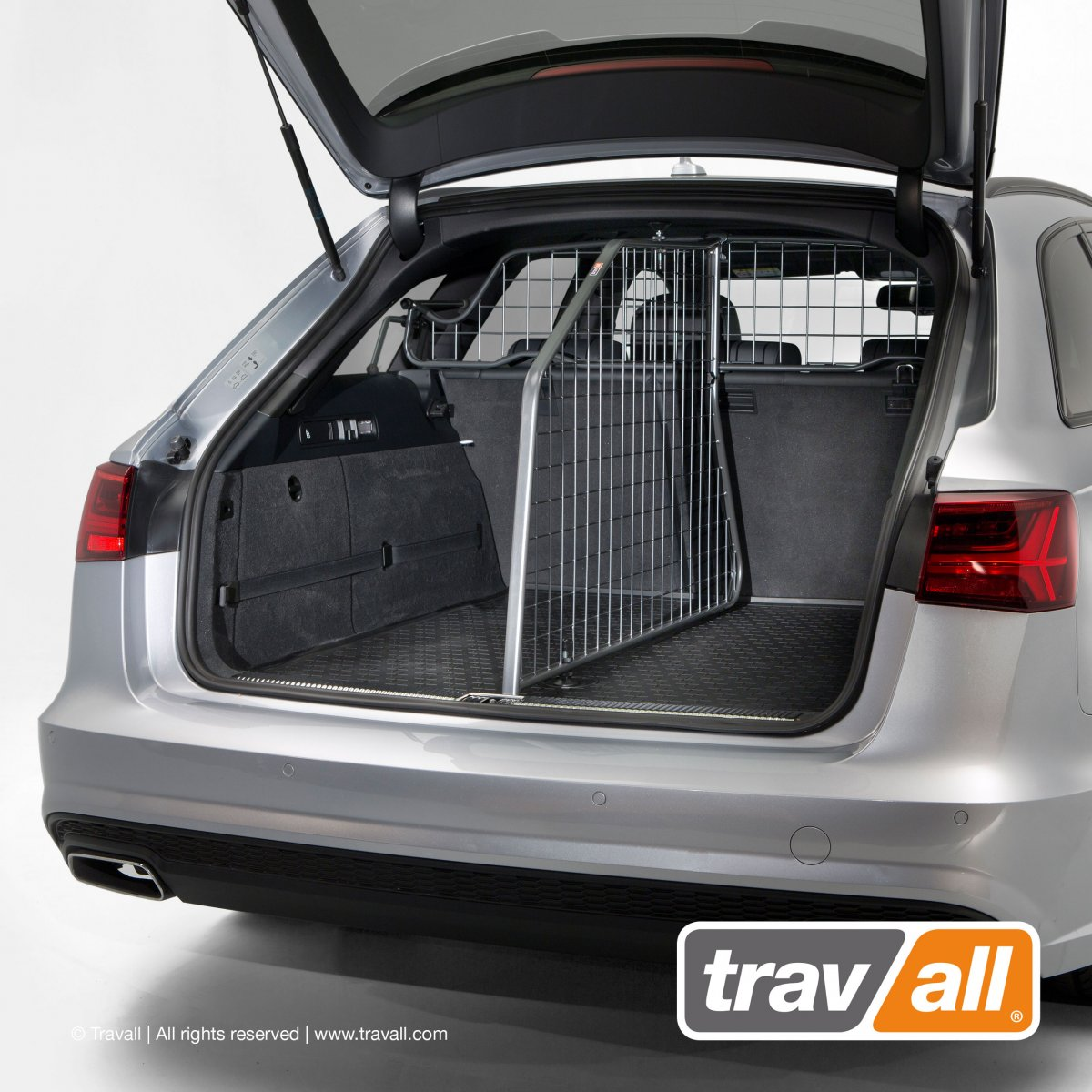 Travall® DIVIDER pour Audi A6 Avant (2011-) / S6/Allroad (2012-) / RS6 (2013-)