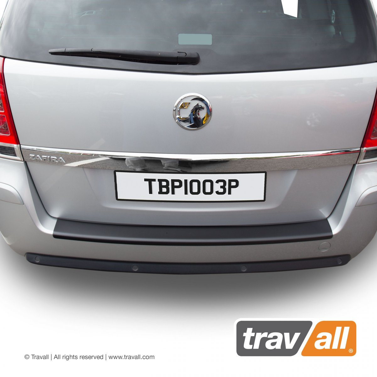 Travall® PROTECTOR-Plastique lisse pour Opel/Vauxhall Zafira (2005-2014)