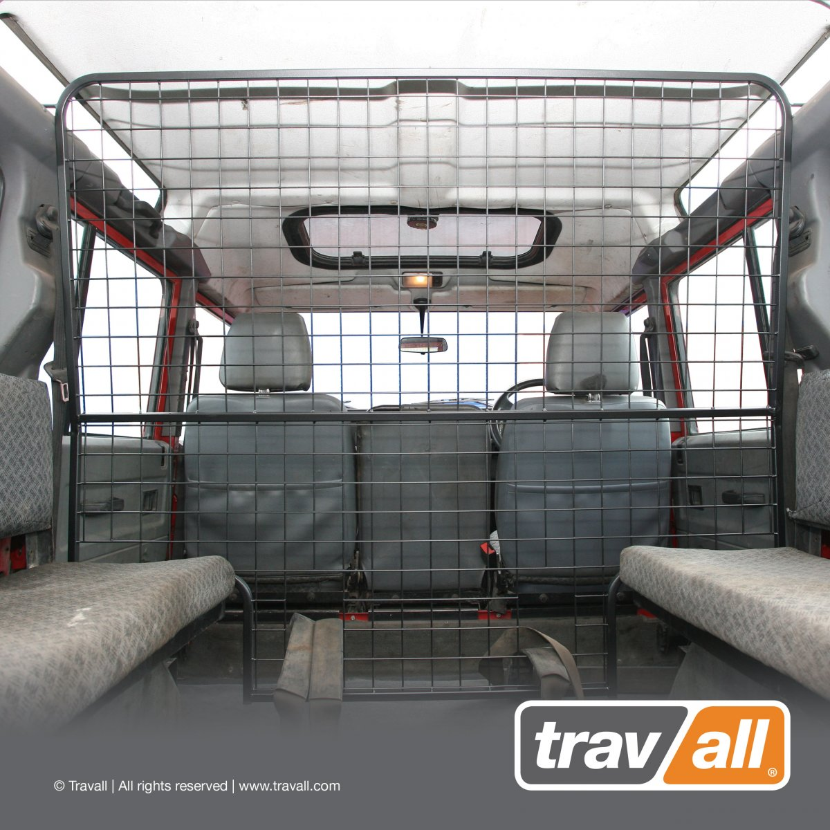 Travall® Guard pour Land Rover 110 Station Wagon County 1983 - 1990