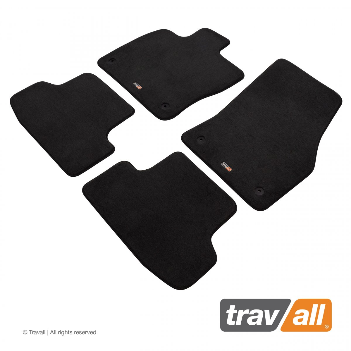 Travall® MATS [LHD] for Audi Q2/SQ2 (2016 - )