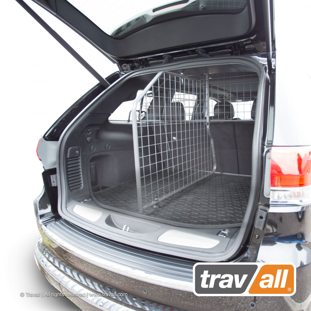 Travall® DIVIDER pour Jeep Grand Cherokee (2010 >) / SRT (2011 >)