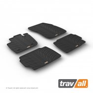 Rubber Mats for Mondeo Saloon 2014 ->
