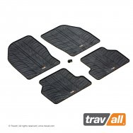 Rubber Mats for Focus 3 Door Hatchback 2005 - 2007