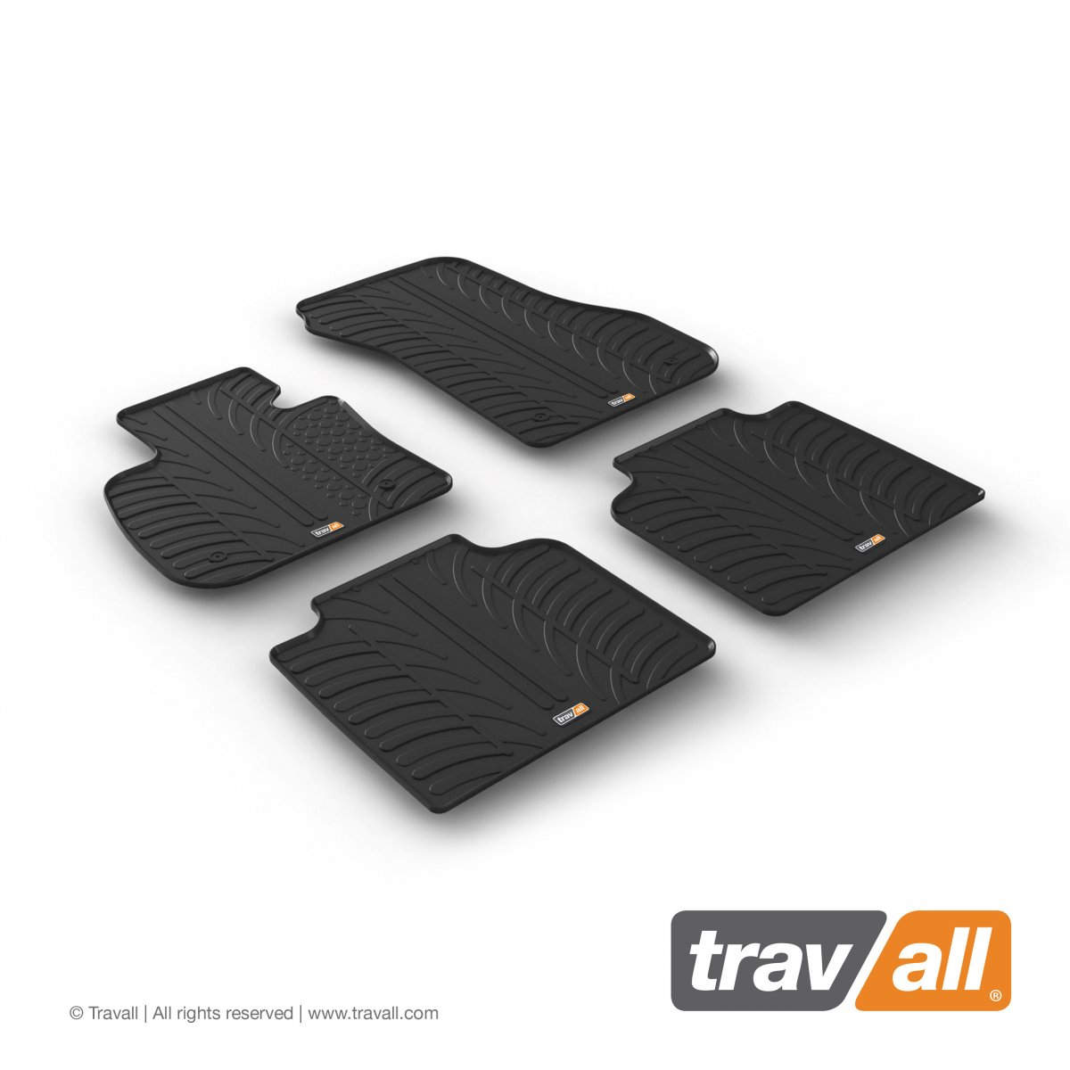 Travall® MATS pour BMW 2 Series Gran Tourer (2015 >)