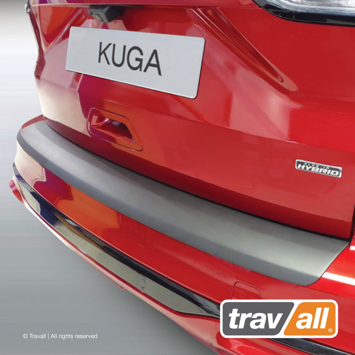 Travall® PROTECTOR-Plastique lisse pour Ford Kuga (2019 >)