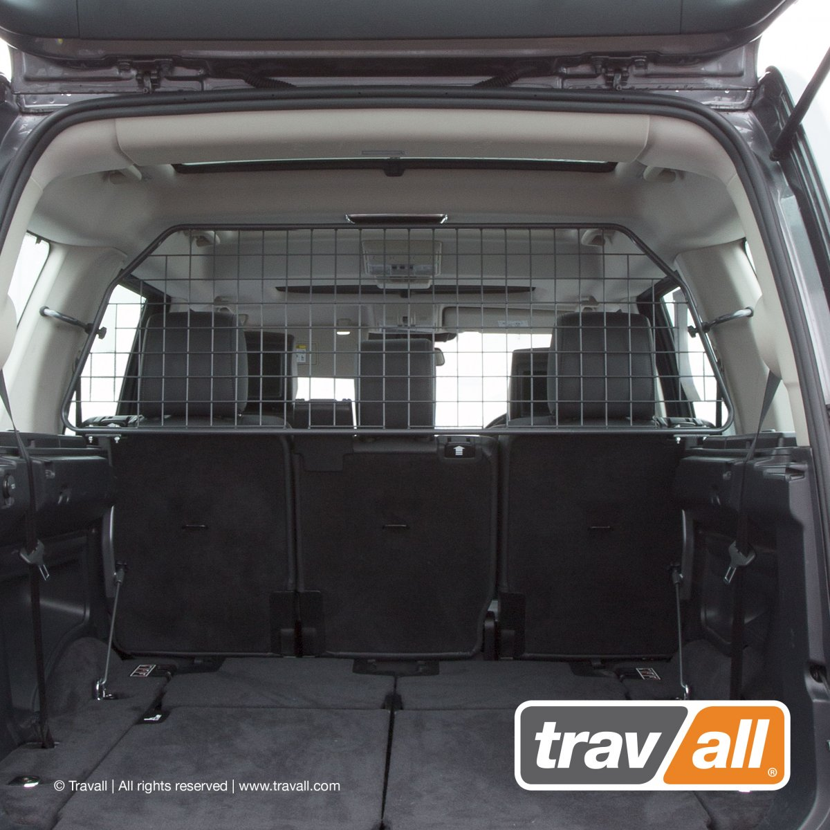 Travall®GUARD pour Land Rover Discovery 3/4 / LR 3/4 (2004-2016)