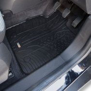 Rubber Mats for EcoSport 2014 - 2015
