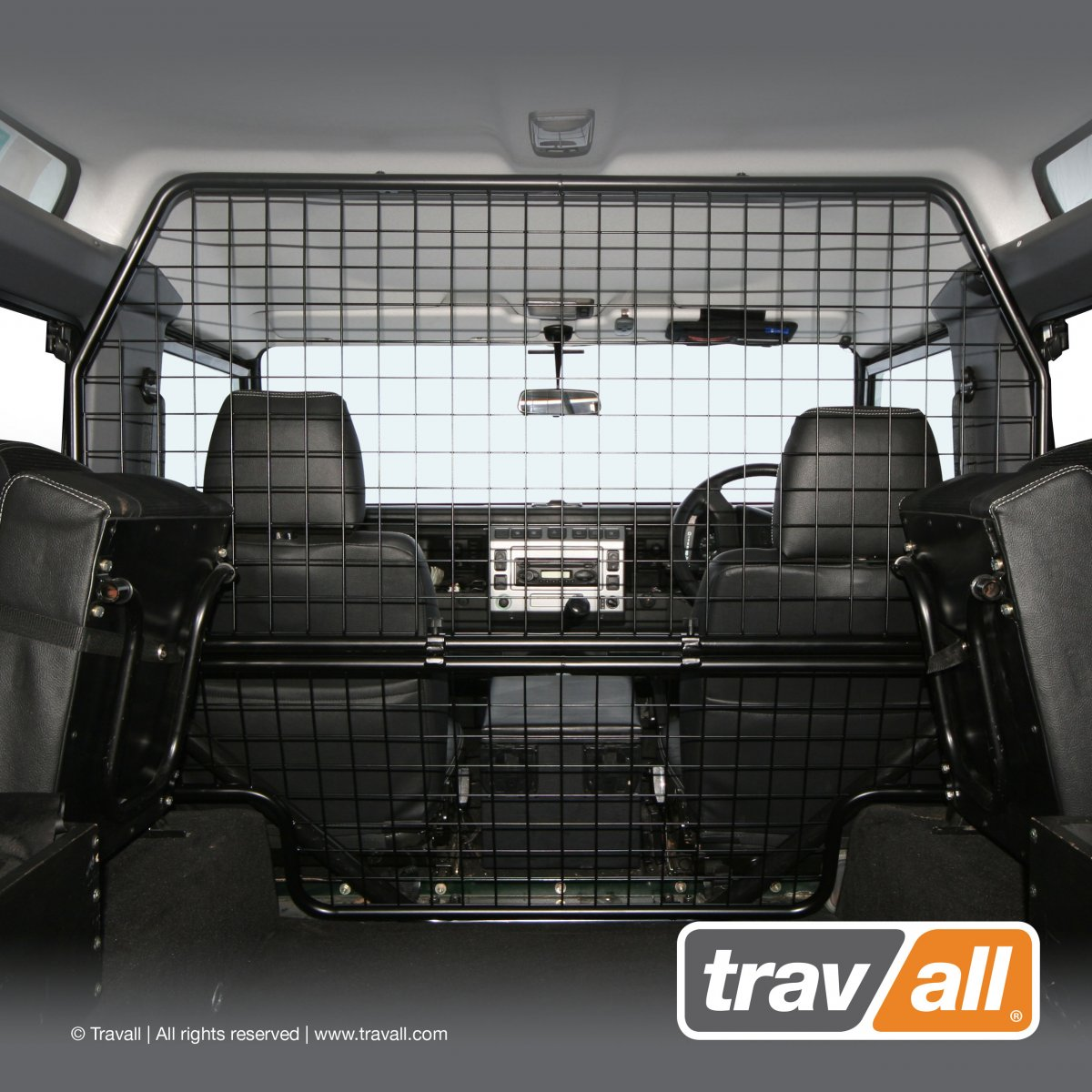 Travall®GUARD pour Land Rover 90/110 Station Wagon (1983-1990)