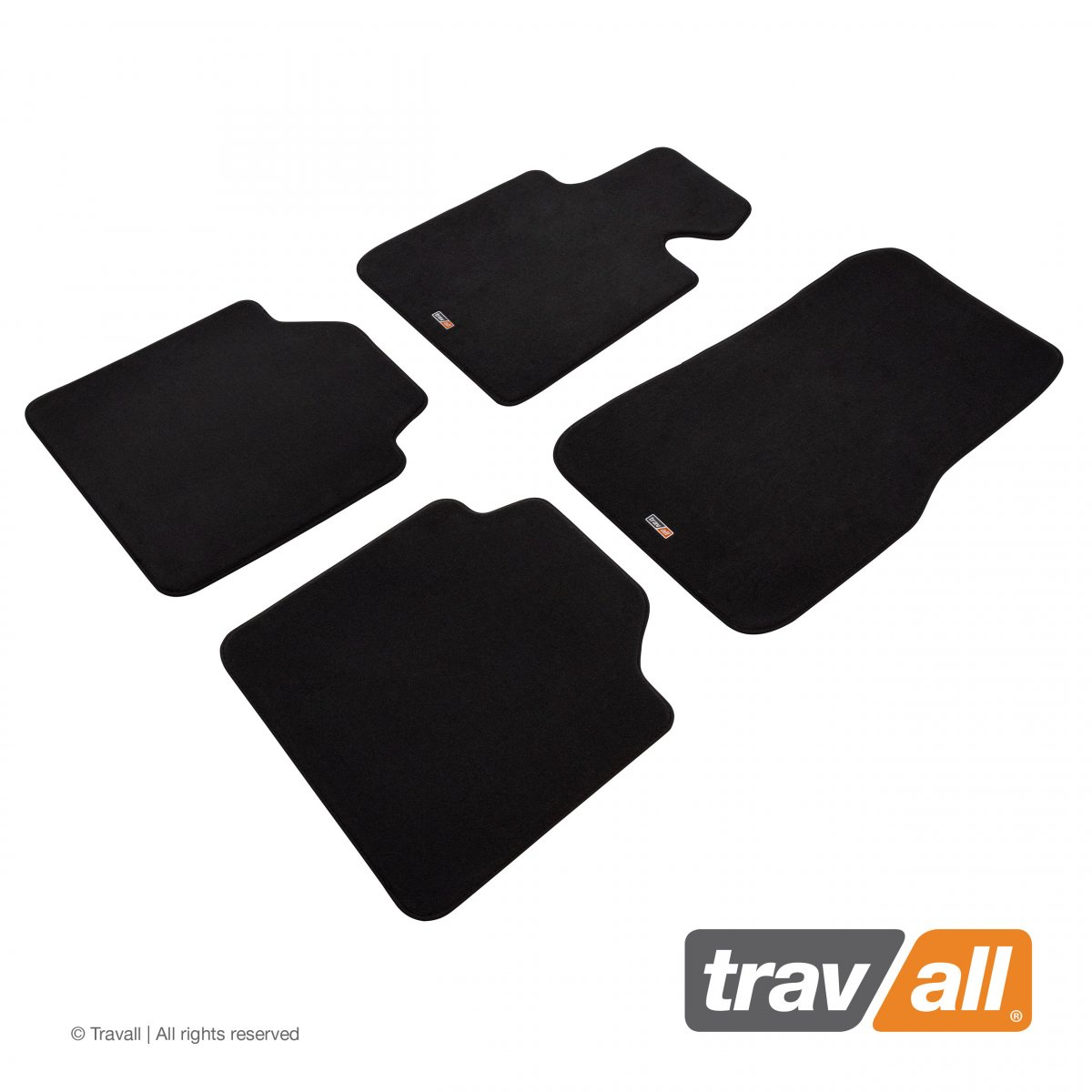 Travall® MATS [LHD] for BMW 3 Series Gran Turismo (2013 - )