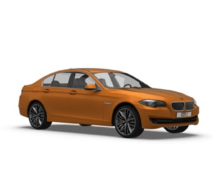 5 Series Saloon F10 2010 - 2013