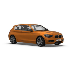 1 Series 3 Door Hatchback F21 2012 - 2015