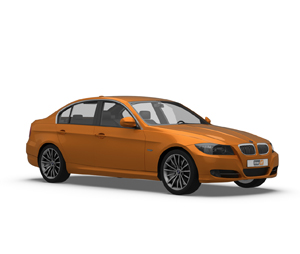 3 Series Saloon E90 2008 - 2012