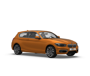 1 Series 3 Door Hatchback F21 2015 - 2019