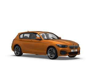 1 Series 5 Door Hatchback F20 2015 - 2019