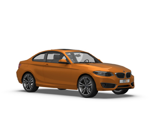 2 Series Coupé F22 2014 - 2017