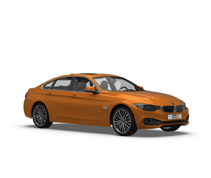 4 Series Gran Coupé F36 2014 - 2017