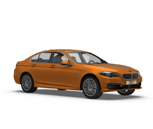 5 Series Saloon F10 2013 - 2016