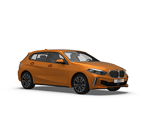 1 Series 5 Door Hatchback F20 2019 ->