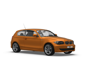 1 Series 3 Door Hatchback E81 2007 - 2012