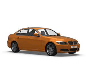 3 Series Saloon E90 2005 - 2008