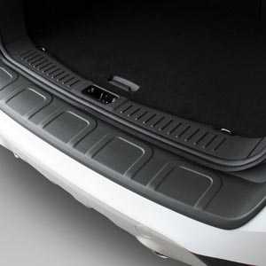 Travall® Protector-Plastique lisse pour Land Rover Discovery Sport (2014 >)