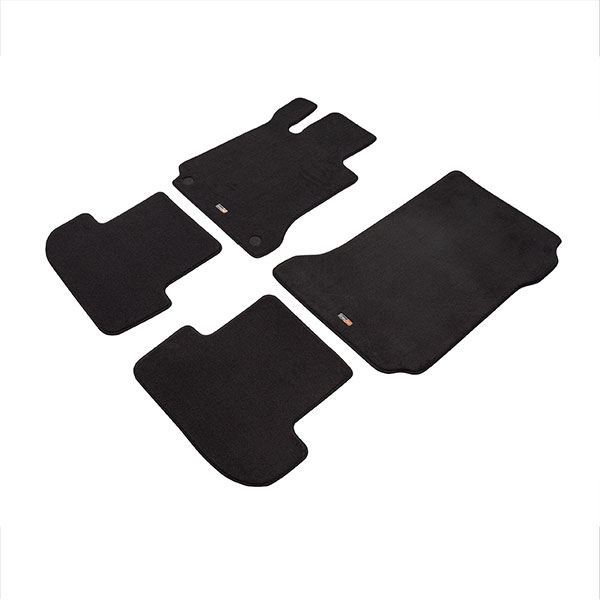 Travall® MATS [LHD] for Mercedes Benz E-Class Coupe [AUTOMATIC] (2009 - 2013)
