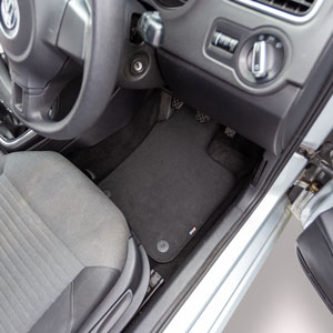 Travall® MATS [RHD] for Volkswagen UP! 3/5 Door (2011 - )