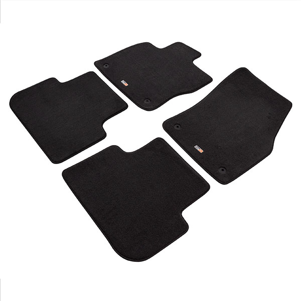 Travall® MATS [LHD] for Volkswagen Tiguan (2016 - )