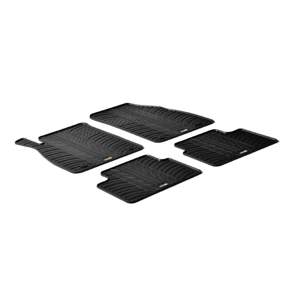 Travall® Mats pour Opel/Vauxhall Insignia 5 Portes Hayon/Berline/Sports Tourer (2008-2013)