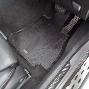 Travall® Mats for Mercedes Benz Classe GLC (2015 >)