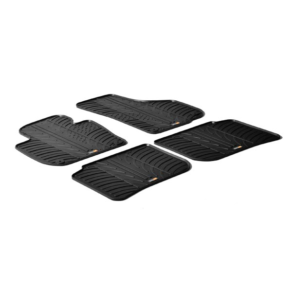 Travall® Mats pour Skoda Superb Break/Berline (2008-2015)