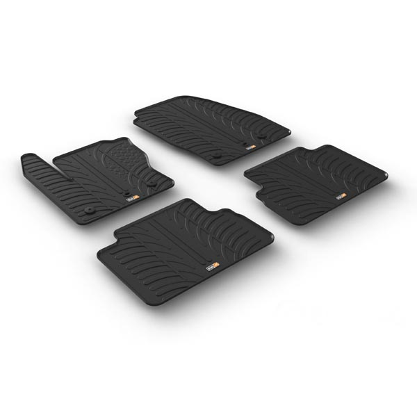 Travall® Mats pour Ford C-Max (2015 >)