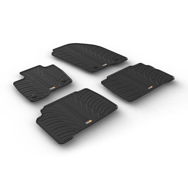 Travall® Mats pour Ford Galaxy / S-Max (2015 >)