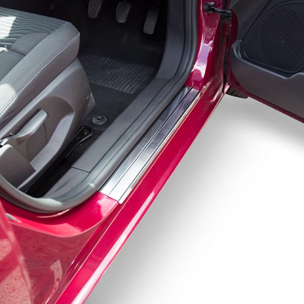 Travall® Sillguards pour Ford Fiesta 5 Portes Hayon (2008 >)
