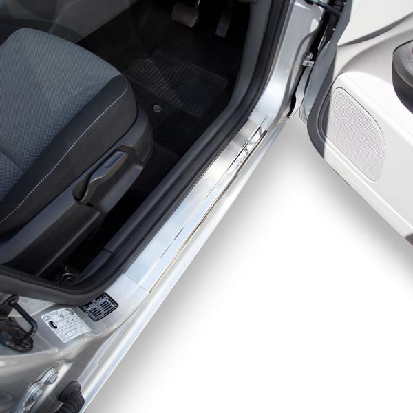 Travall® Sillguards pour Ford Focus 5 Portes Hayon (2005-2010)