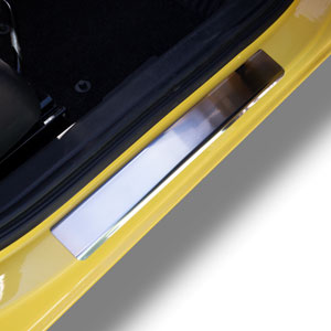 Travall® Sillguards pour Opel/Vauxhall Corsa 5 Portes Hayon (2006 >)