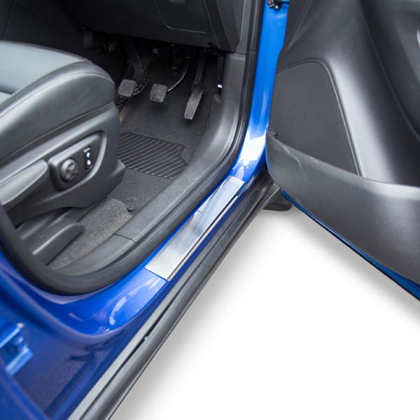Travall® Sillguards pour Opel/Vauxhall Mokka (2012 >) / Chevrolet Trax (2013 >)