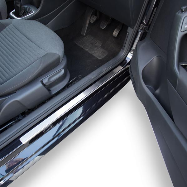 Travall® Sillguards pour Volkswagen Polo 3 Portes Hayon (2009-2017)